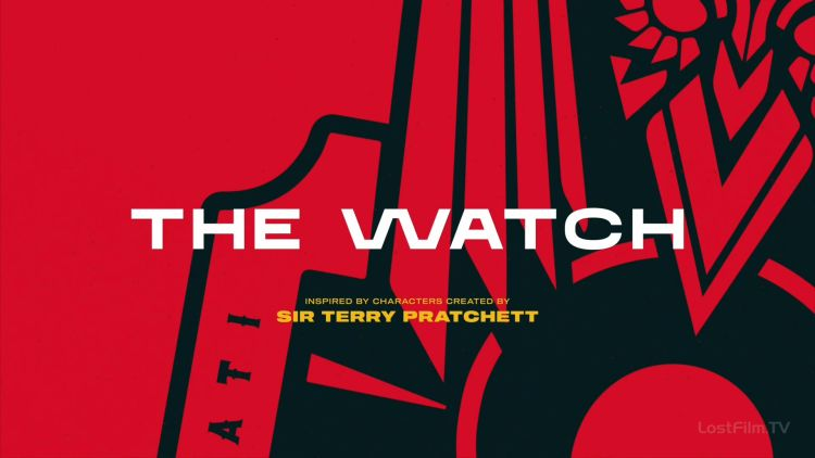 Стража (сериал) - The Watch (TV series)